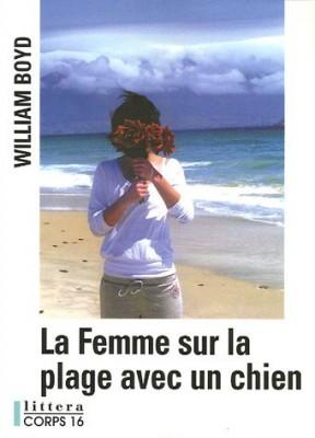 """Afficher """"La Femme sur la plage avec un chien"""""""