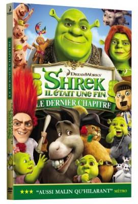 """Afficher """"Shrek n° 4 Shrek 4 - Il était une fin"""""""