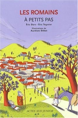 """Afficher """"Les Romains à petits pas"""""""