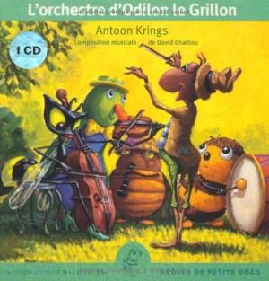 """Afficher """"Drôles de petits docs n° 7 L'orchestre d'Odilon le grillon"""""""