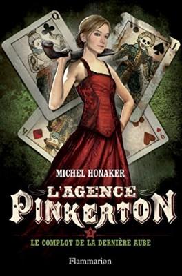 """Afficher """"L'agence Pinkerton n° 3 Le complot de la dernière aube"""""""
