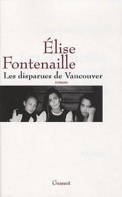 vignette de 'Les disparues de Vancouver (Elise Fontenaille)'