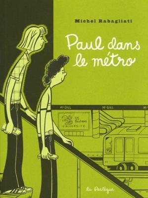 """Afficher """"Paul n° 4Paul dans le métro"""""""