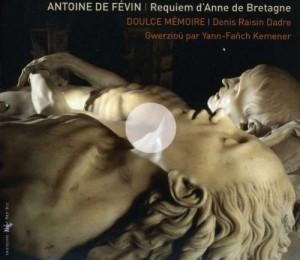 """Afficher """"Requiem d'Anne de Bretagne"""""""