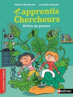 """Afficher """"Les apprentis chercheurs n° 6 Drôles de graines"""""""