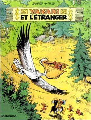 "Afficher ""Yakari n° 7 Yakari et l'étranger"""