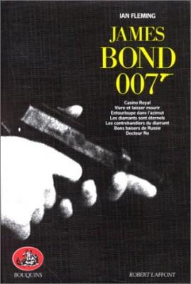 "Afficher ""James Bond OO7 n° 1"""