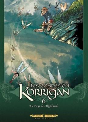 "Afficher ""Les contes du Korrigan n° 6Au pays des Highlands"""