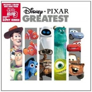 "Afficher ""Disney Pixar greatest"""