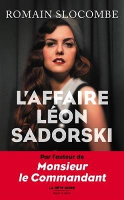 "Afficher ""Inspecteur Léon Sadorski n° 1 L'affaire Léon Sadorski - 1"""