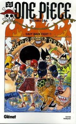 "Afficher ""One Piece n° 33 Davy back fight !!"""
