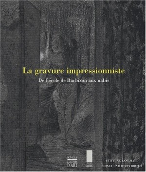 "Afficher ""La Gravure impressionniste"""