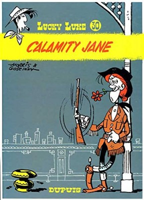 "Afficher ""Lucky Luke n° 30 Calamity Jane"""