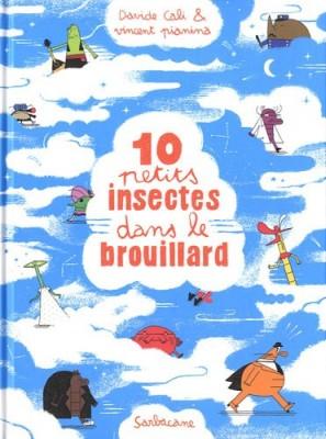 """Afficher """"10 petits insectes n° 210 petits insectes dans le brouillard"""""""
