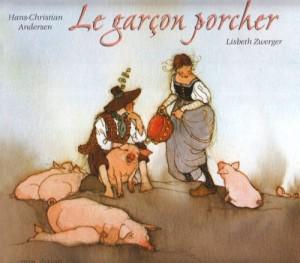 """Afficher """"Le garçon porcher"""""""