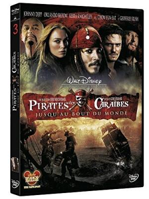 """Afficher """"Pirates des Caraïbes n° 3 Pirates des Caraïbes 3 : Jusqu'au bout du monde"""""""