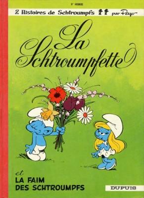 """Afficher """"Les Schtroumpfs n° 16 Le Schtroumpf financier"""""""