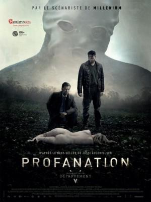"""Afficher """"Enquêtes du Département V (Les) - Profanation"""""""