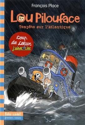 """Afficher """"Lou Pilouface n° 6 Tempête sur l'Atlantique"""""""