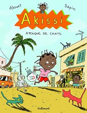 "Afficher ""Akissi n° 1 Attaque de chats"""