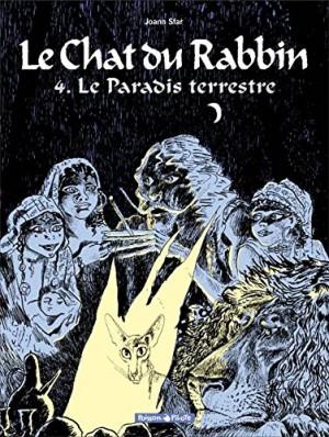 """Afficher """"Le chat du rabbin n° 4 Le paradis terrestre"""""""