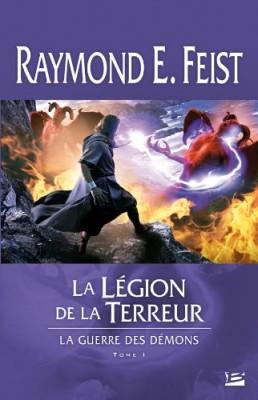 """Afficher """"La guerre des démons n° 1 La légion de la terreur"""""""