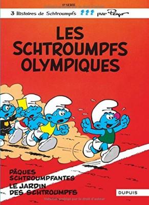 """Afficher """"Les Schtroumpfs n° 11 Les Schtroumpfs olympiques"""""""