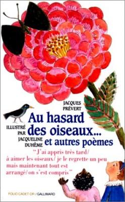 """Afficher """"Au hasard des oiseaux, et autres poèmes"""""""
