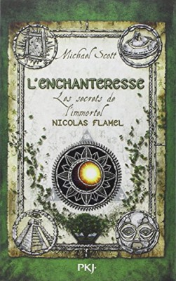 "Afficher ""Les secrets de l'immortel Nicolas Flamel n° 6 L'enchanteresse"""