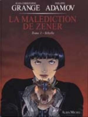 """Afficher """"La Malédiction de Zener n° 1 Sibylle"""""""