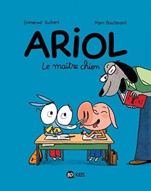 """Afficher """"Ariol n° 7 Le maître chien"""""""