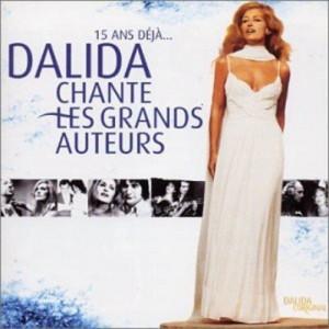 """Afficher """"Dalida chante les grands auteurs"""""""