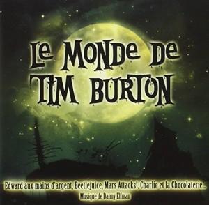 """Afficher """"Le monde de Tim Burton"""""""