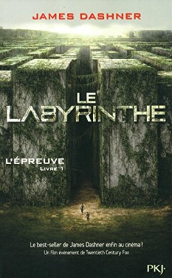 vignette de 'Le labyrinthe n° 1 (James Dashner)'