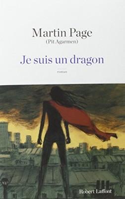 vignette de 'Je suis un dragon (Martin Page)'
