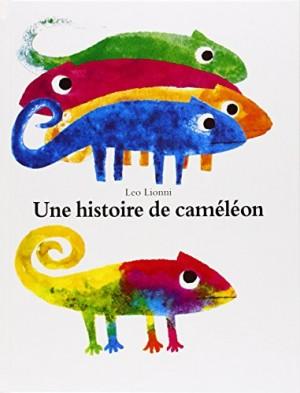 vignette de 'Une Histoire de caméléon (Lionni, Leo)'