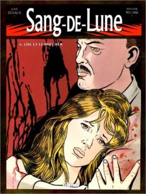 """Afficher """"Sang-de-Lune n° 6 Lise et le boucher"""""""