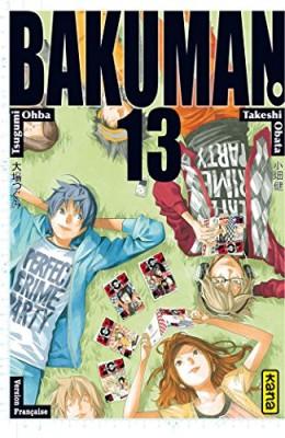 """Afficher """"Bakuman n° 13"""""""