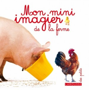 """Afficher """"Mon mini imagier de la ferme"""""""