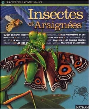 """Afficher """"Insectes et araignées"""""""