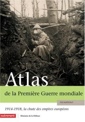 """Afficher """"Atlas de la Première Guerre mondiale"""""""