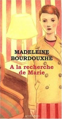 """Afficher """"A la recherche de Marie"""""""