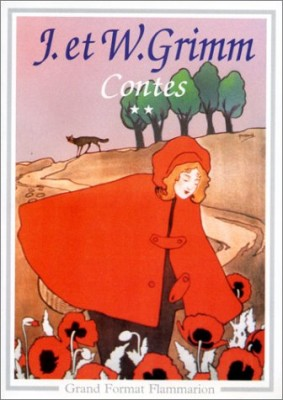 """Afficher """"Contes / Jacob et Wilhelm Grimm n° 2 Kinder-und Hausmärchen"""""""