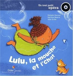 """Afficher """"Lulu, la mouche et l'chat"""""""