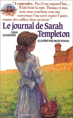"Afficher ""Le journal de Sarah Templeton"""