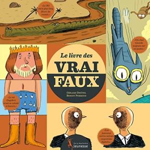 """Afficher """"Le livre des vrai-faux"""""""