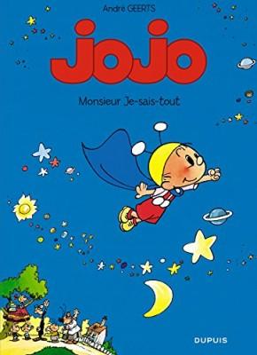 Couverture de Jojo n° 8 Monsieur Je-sais-tout