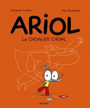 """Afficher """"Ariol - Deuxième saison (BD) n° 2 Le chevalier cheval"""""""