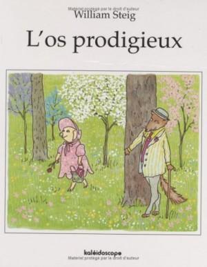 "Afficher ""L' os prodigieux"""