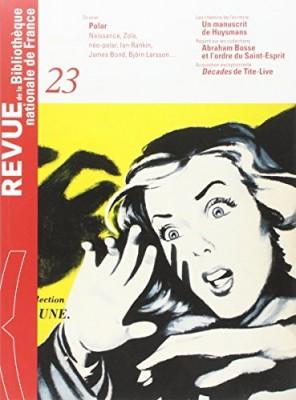 """Afficher """"Revue de la Bibliothèque nationale de France n° 23 Revue de la Bibliothèque nationale de France."""""""
